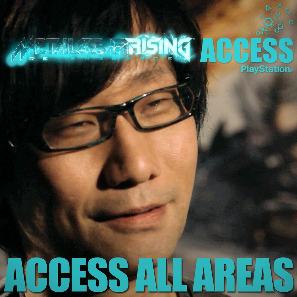 Metal Gear Rising Revengeance – Hideo Kojima interview