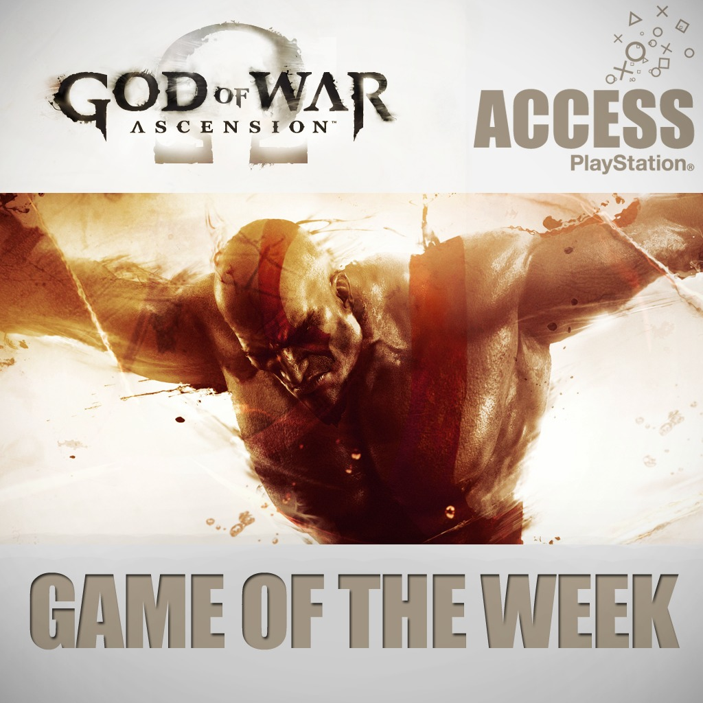 God Of War: Ascension GOTW