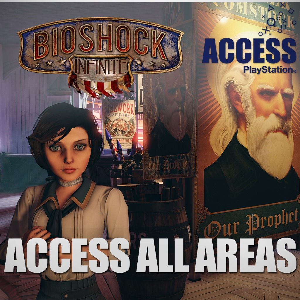 BioShock Infinite - Behind-the-scenes studio tour