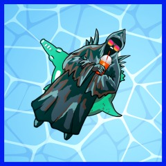 The Keeper of 4 Elements Pool Party Dark Lord Avatar