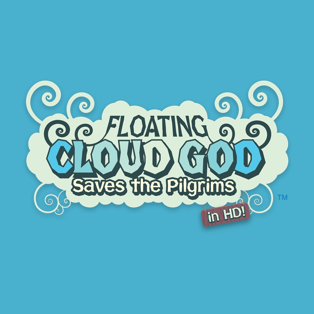 Floating Cloud God Saves the Pilgrims in HD!