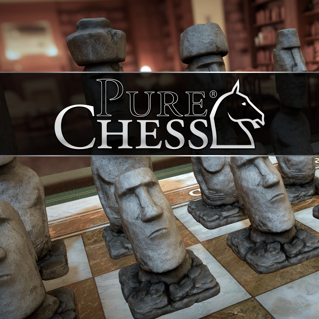 Pure Chess® Easter Island Chess Set