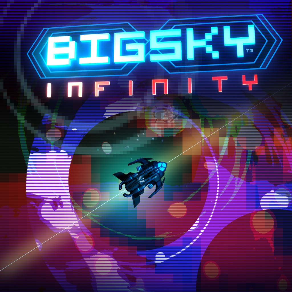 Big Sky Infinity™ Retro Mode