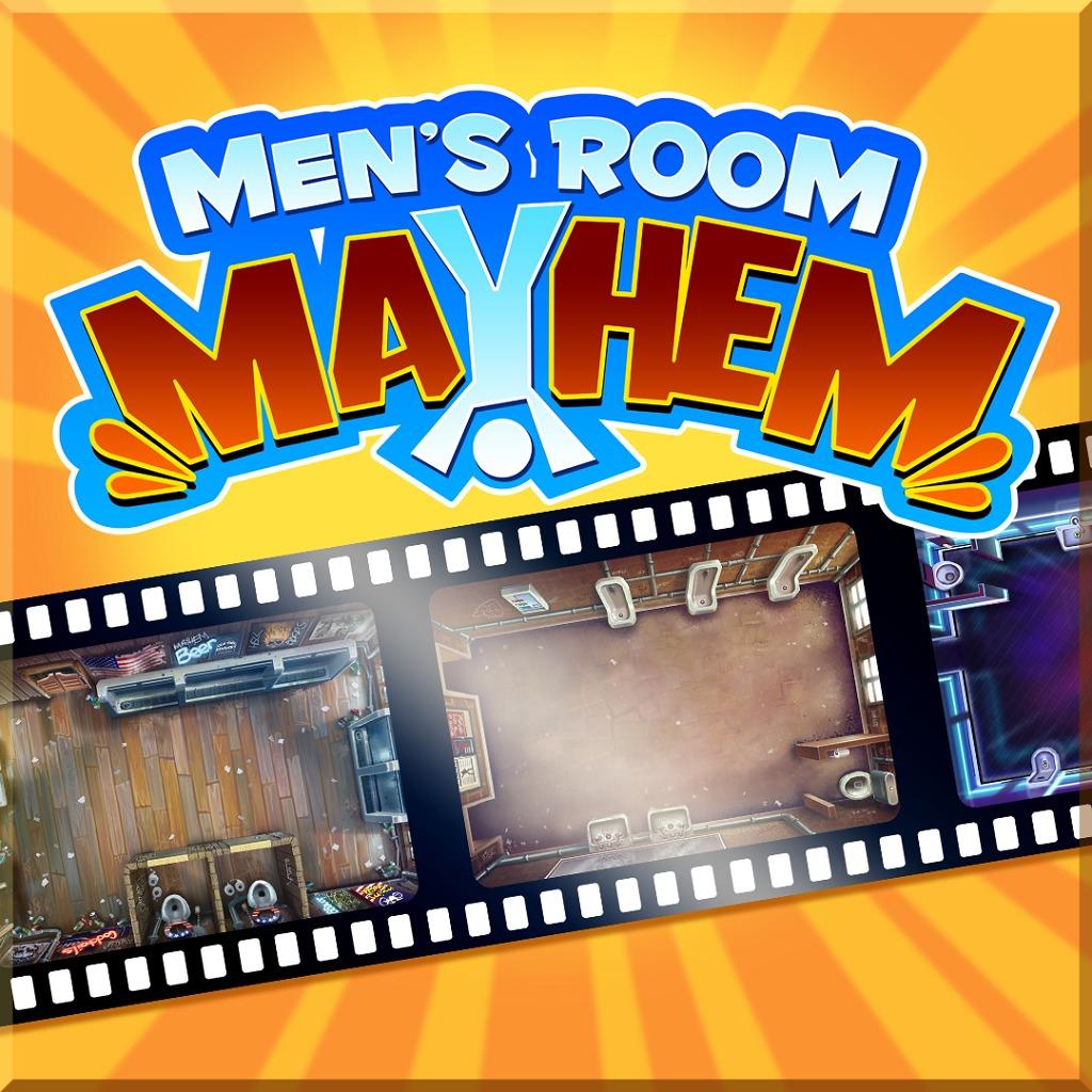 Men's Room Mayhem™ Trailer