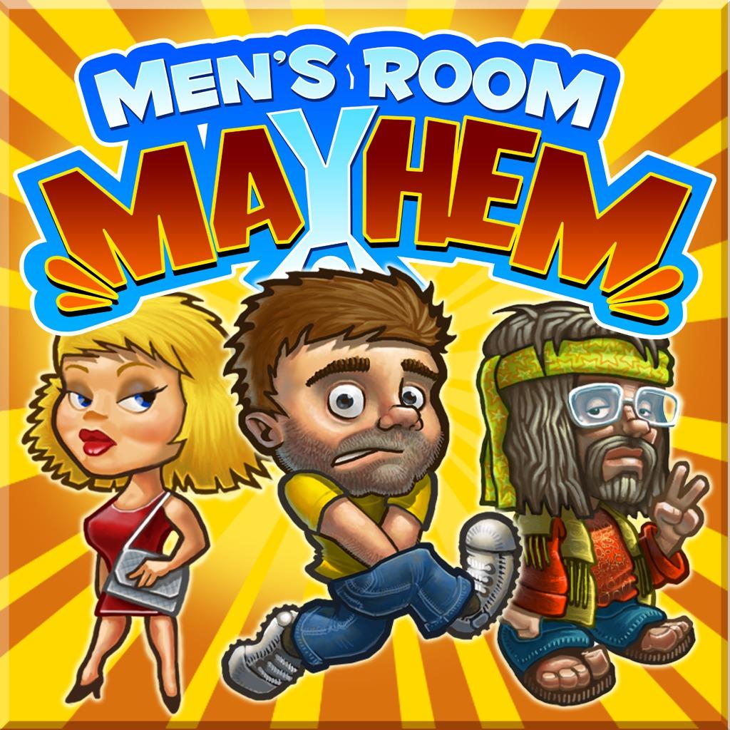 Men's Room Mayhem™ Wallpaper 1