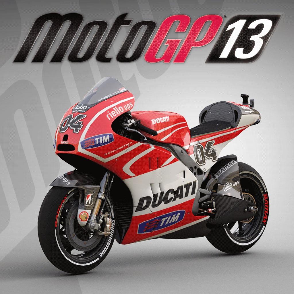 MotoGP™13 Dovizioso's Bike
