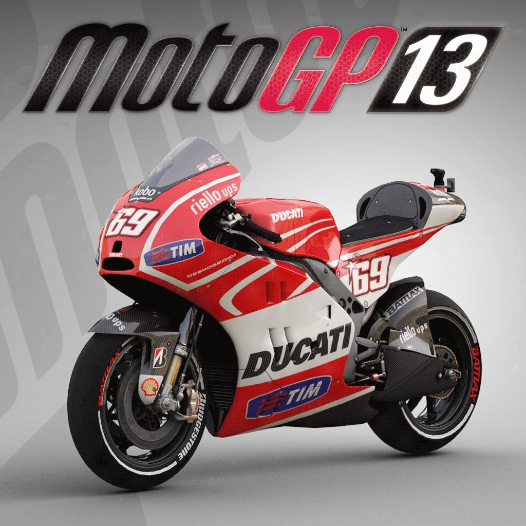 MotoGP™13 Hayden's Bike