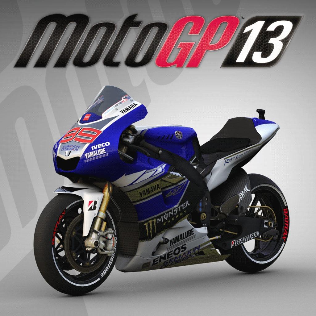MotoGP™13 Lorenzo's Bike