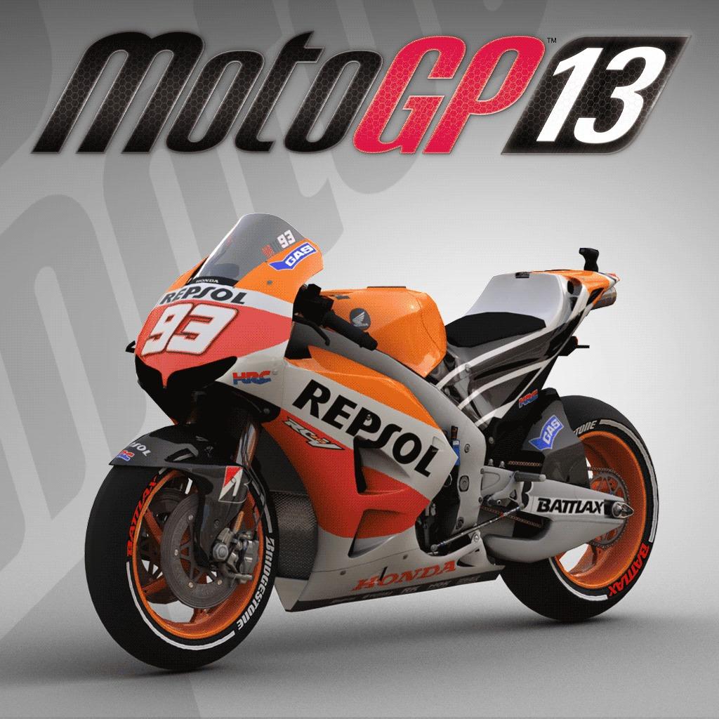 MotoGP™13 Marquez's Bike