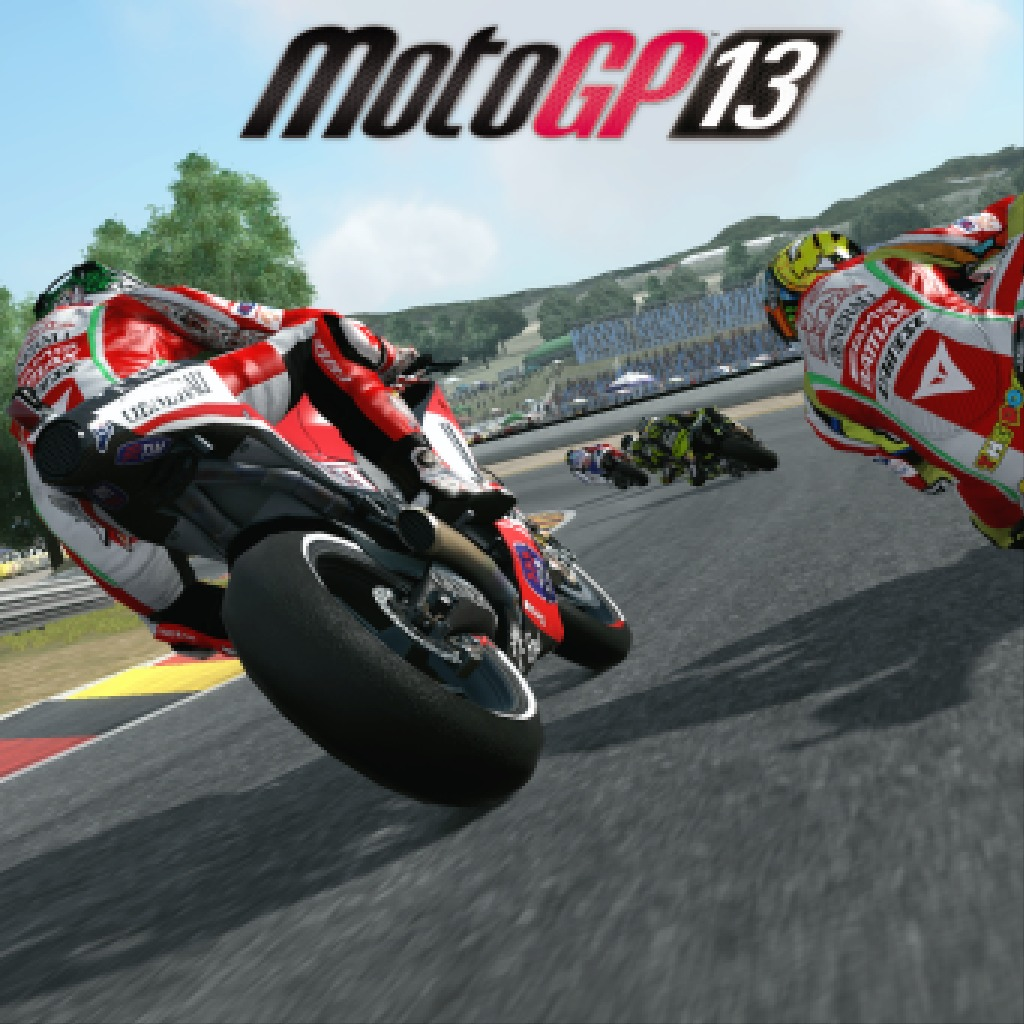 MotoGP™13 2012 Top Riders