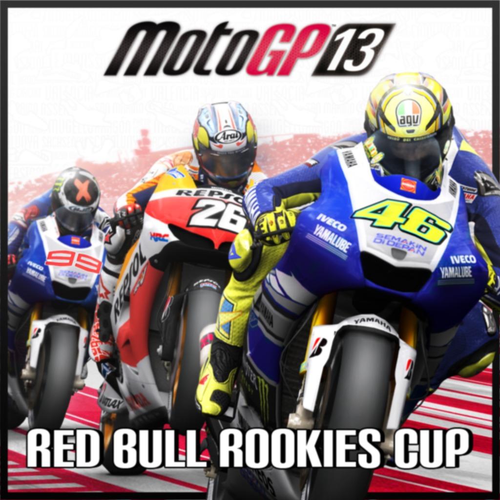 MotoGP™13 Red Bull Rookies Cup
