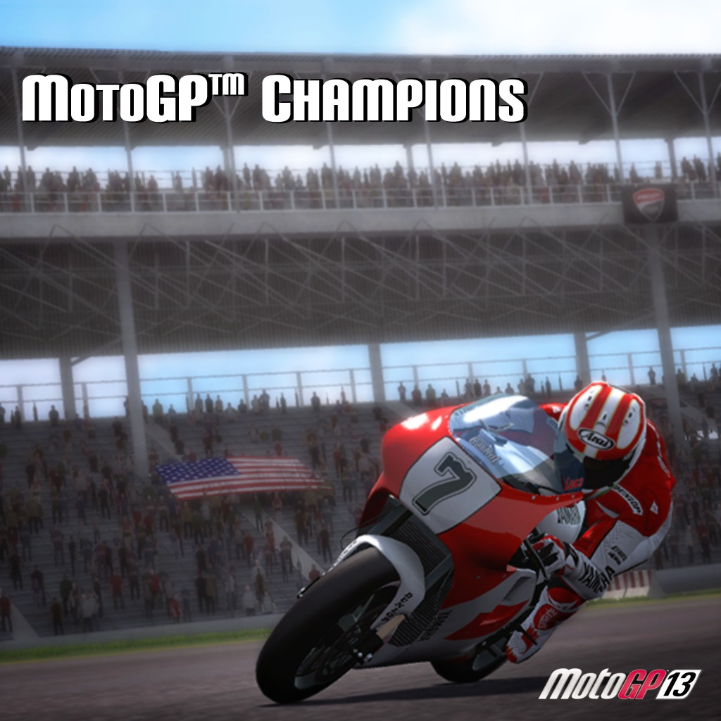 MotoGP™13 MotoGP™ Champions