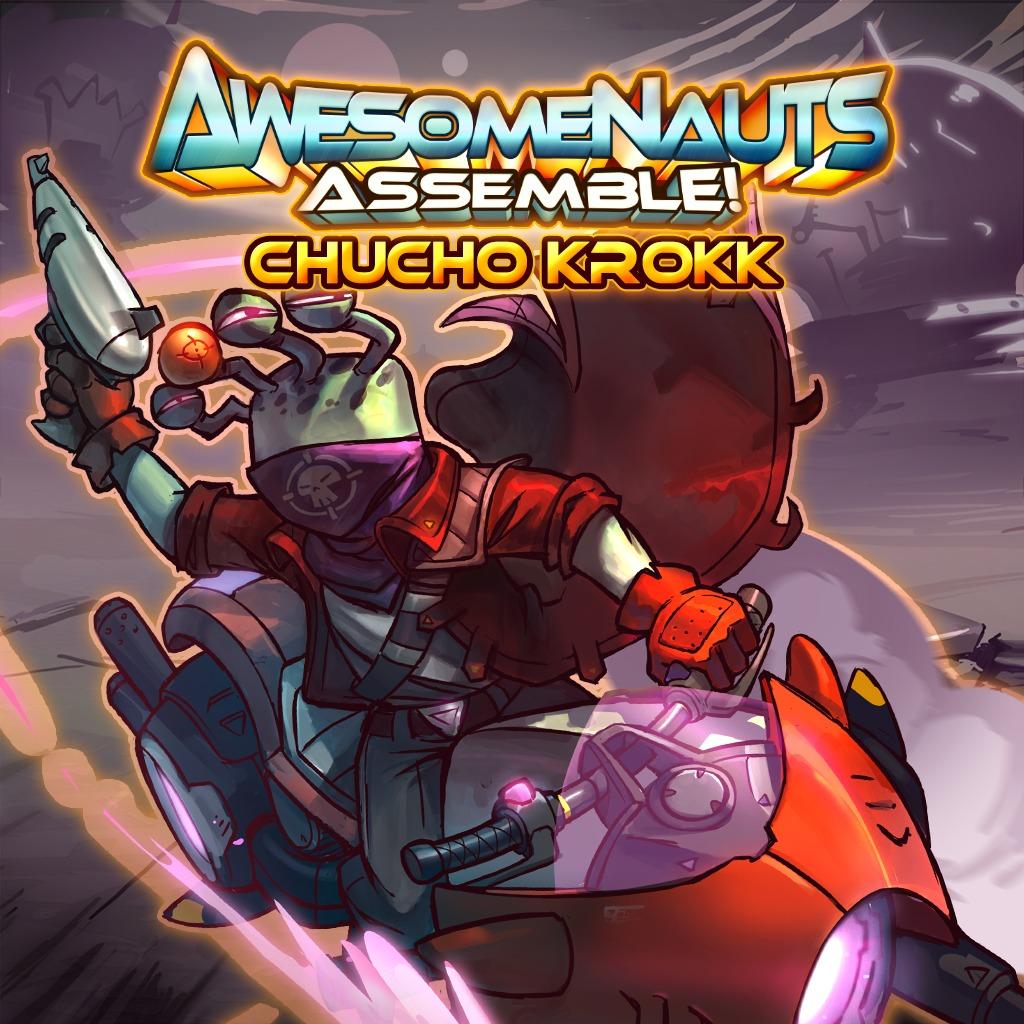 Chucho Krokk - Awesomenauts Assemble! Character