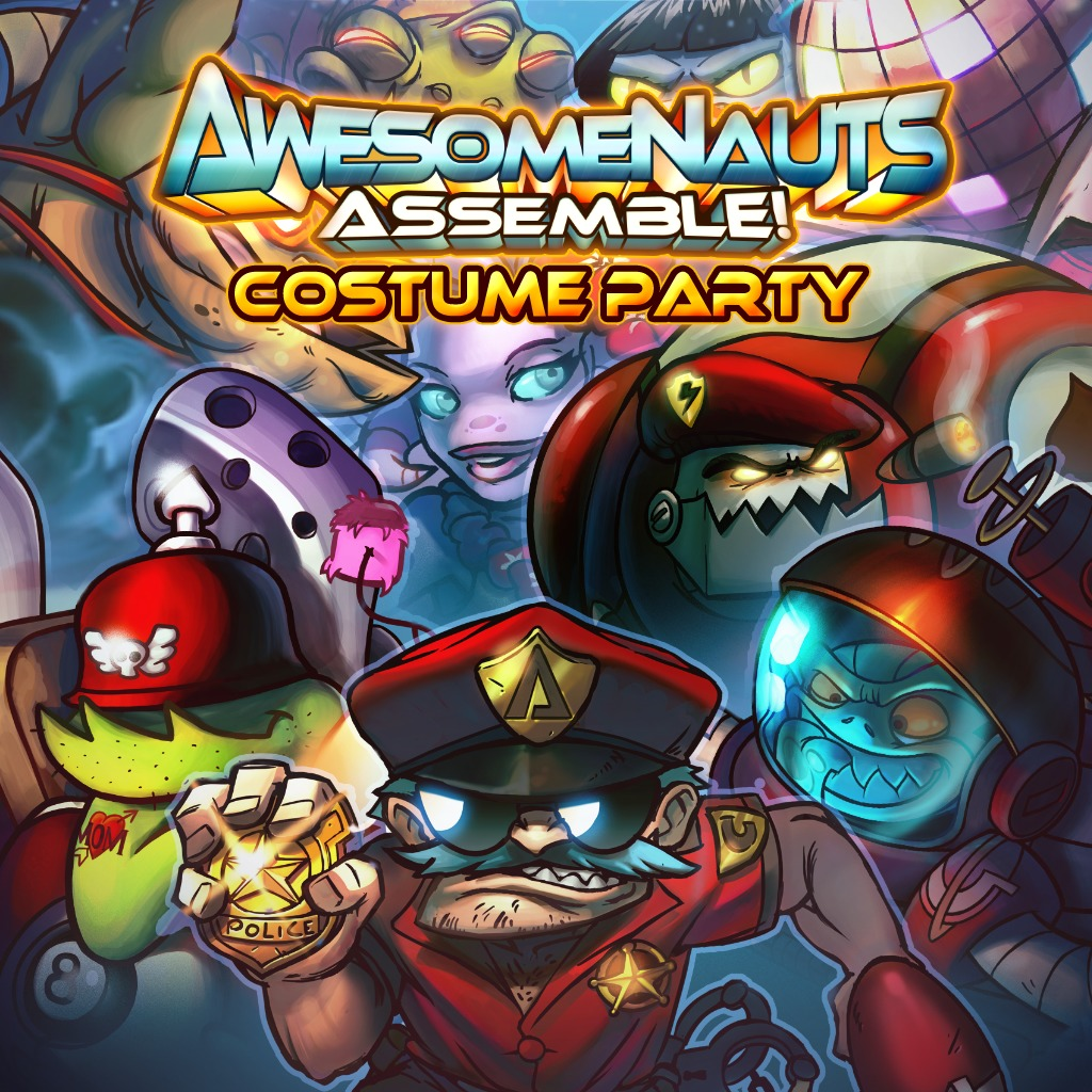 Awesomenauts Assemble! - Costume Party Skin Bundle