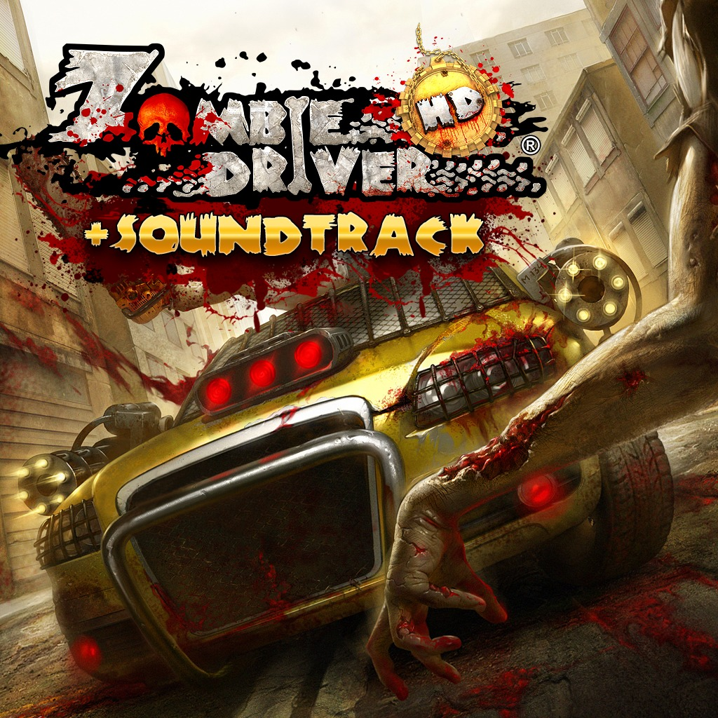 Zombie Driver HD + Soundtrack Bundle