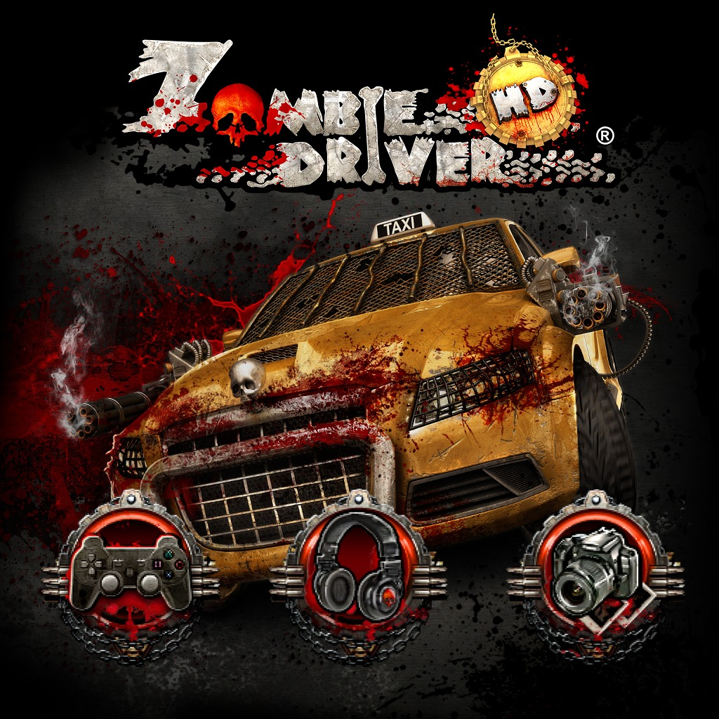 Zombie Driver HD Taxi Theme
