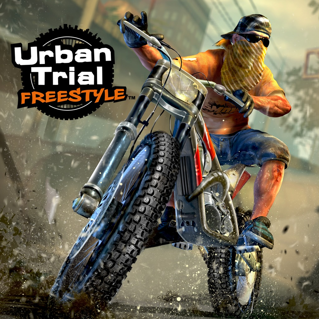 URBAN TRIAL FREESTYLE TRAILER