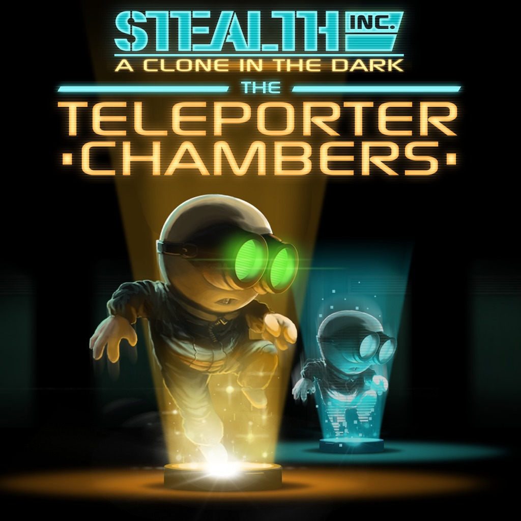 Stealth Inc. - The Teleporter Chambers
