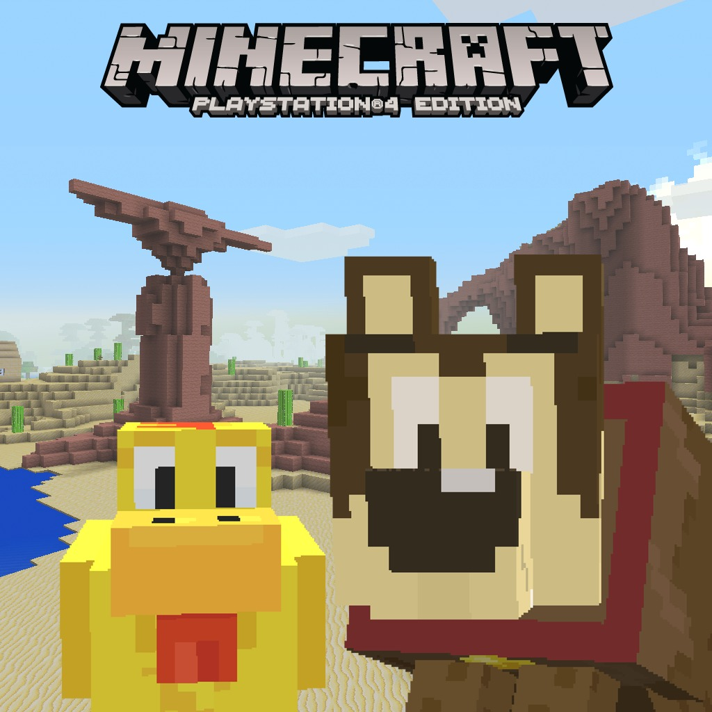 Minecraft Cartoon Texture Pack