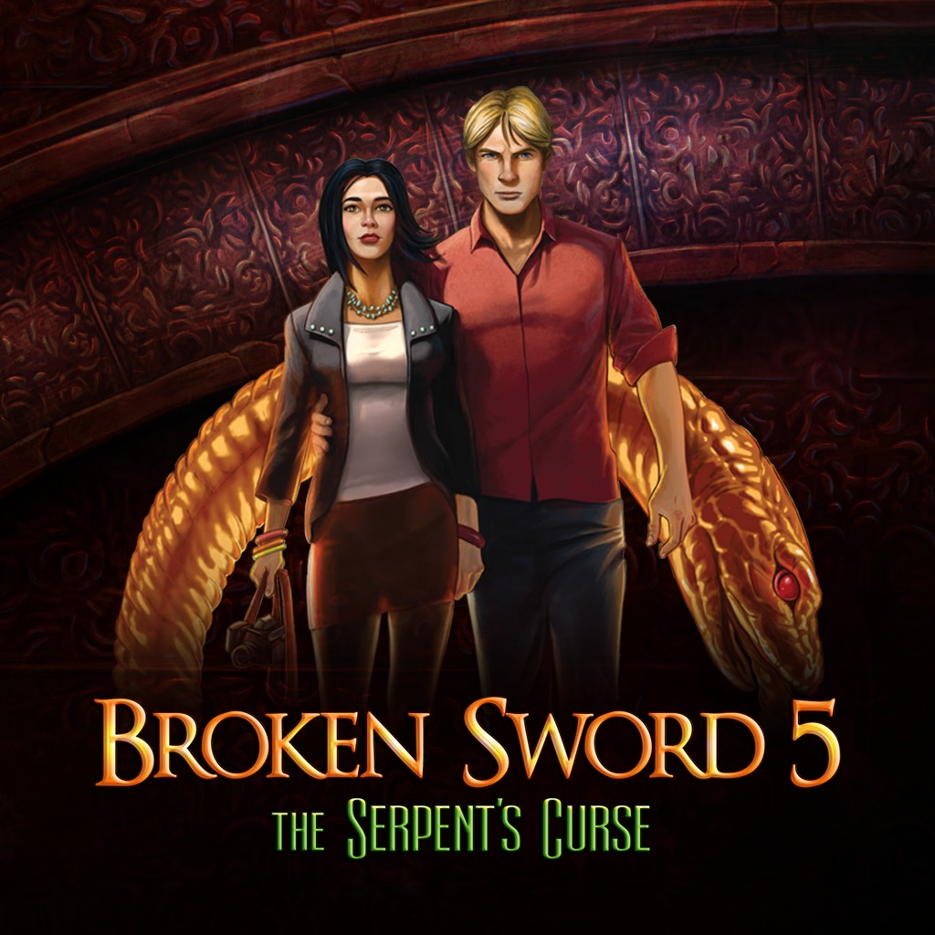 Broken Sword 5 - the Serpent's Curse: Episode 1