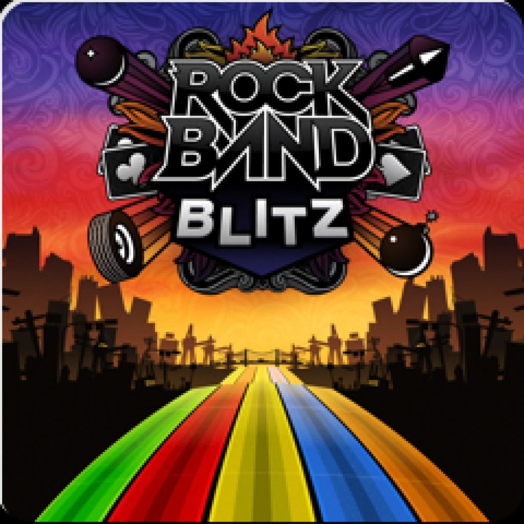 Rock Band Blitz Soundtrack