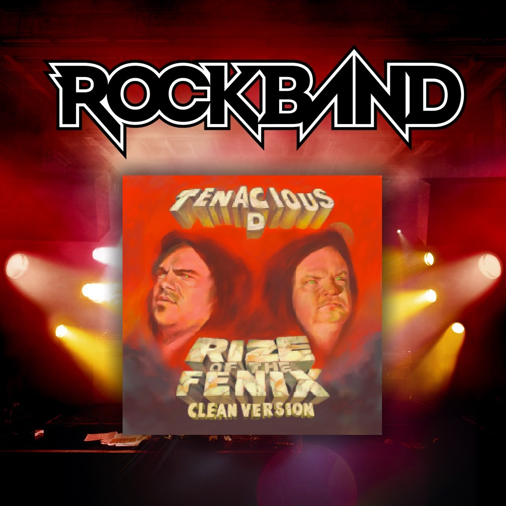 'Rize Of The Fenix' - Tenacious D
