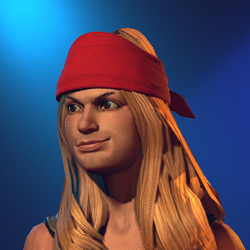 Rock Band™ 4 - Bogart Dave Avatar