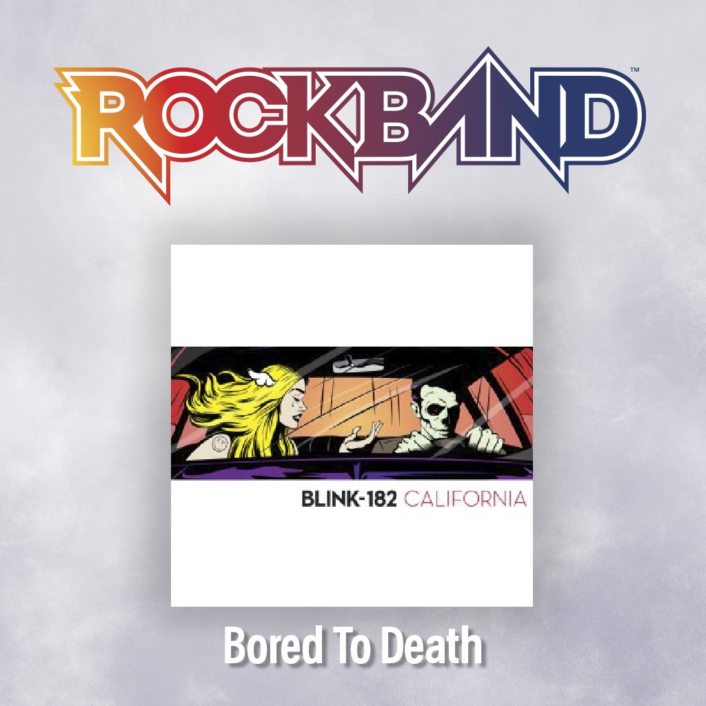 'Bored To Death' - Blink-182