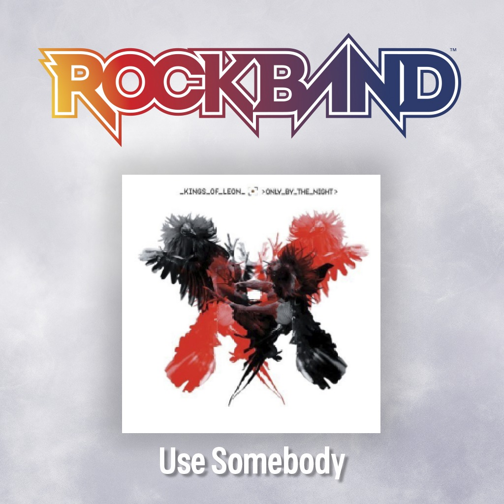 'Use Somebody' - Kings Of Leon
