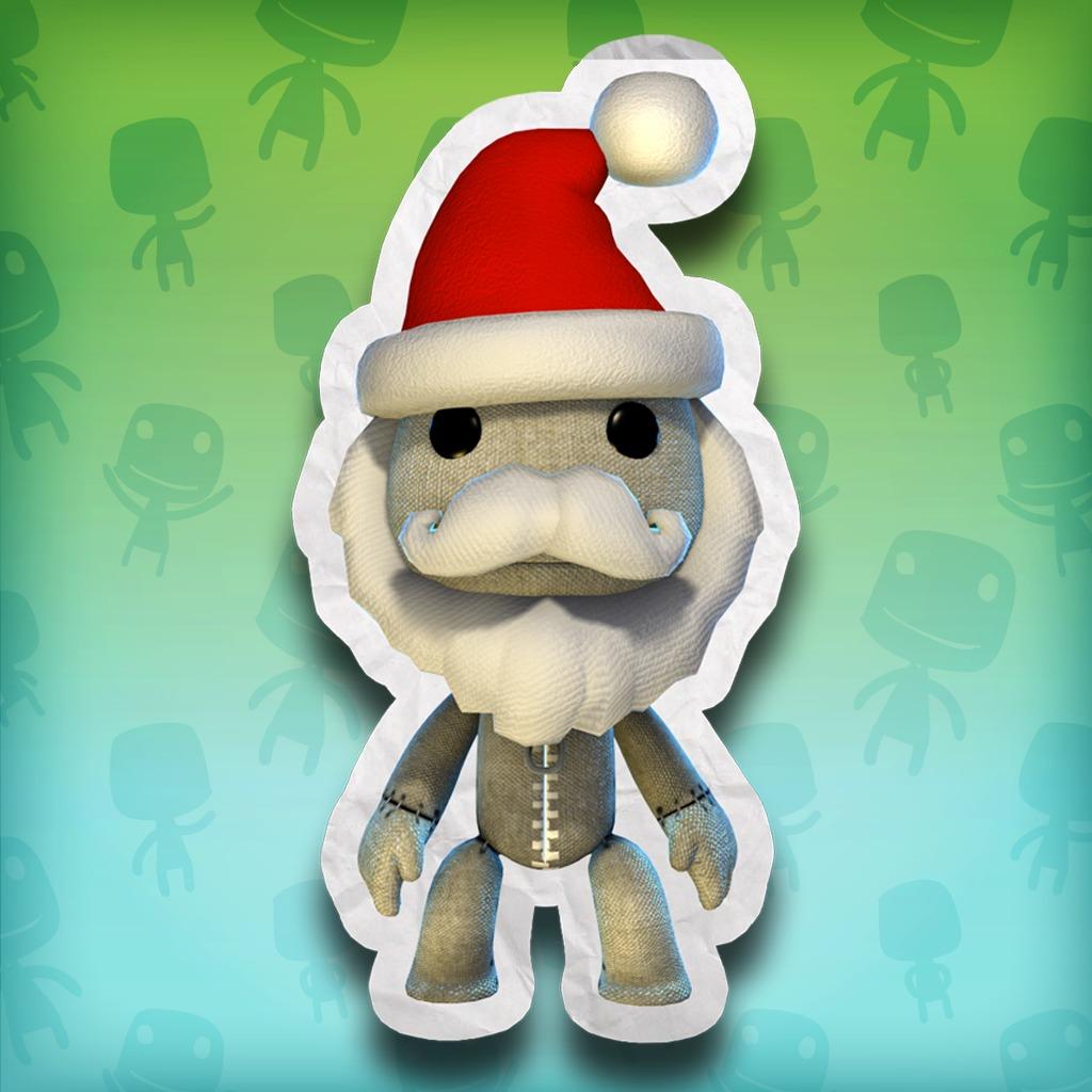 LittleBigPlanet™ SantaHatandBeardCostume