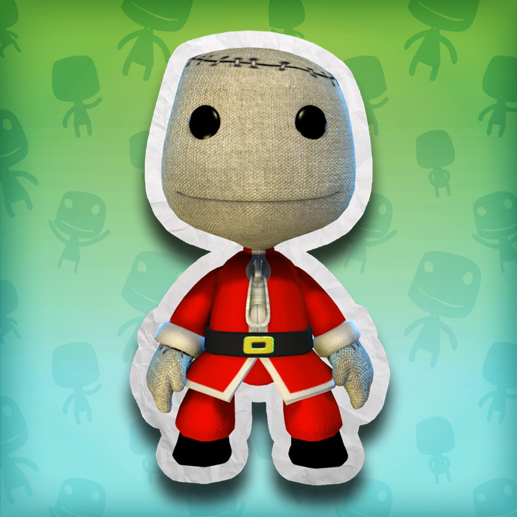 LittleBigPlanet™ Santa Coat and Boots Costume