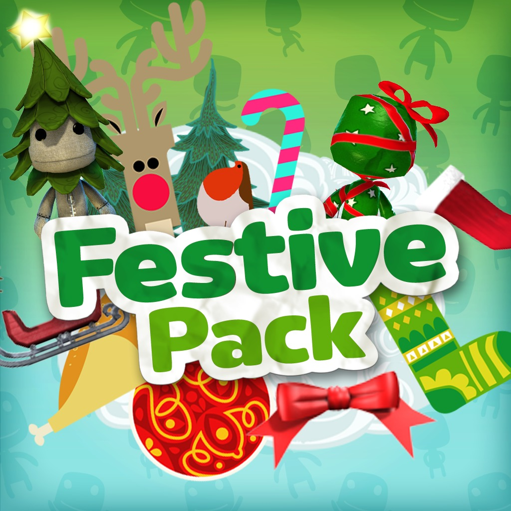 LittleBigPlanet™ Festive Goodies Level Kit