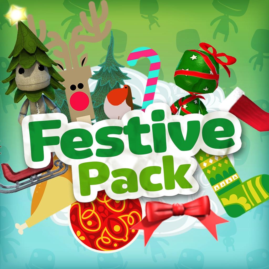 LittleBigPlanet™ FestiveGoodiesLevelKit