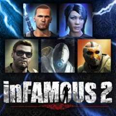 inFamous 2 Avatar Bundle