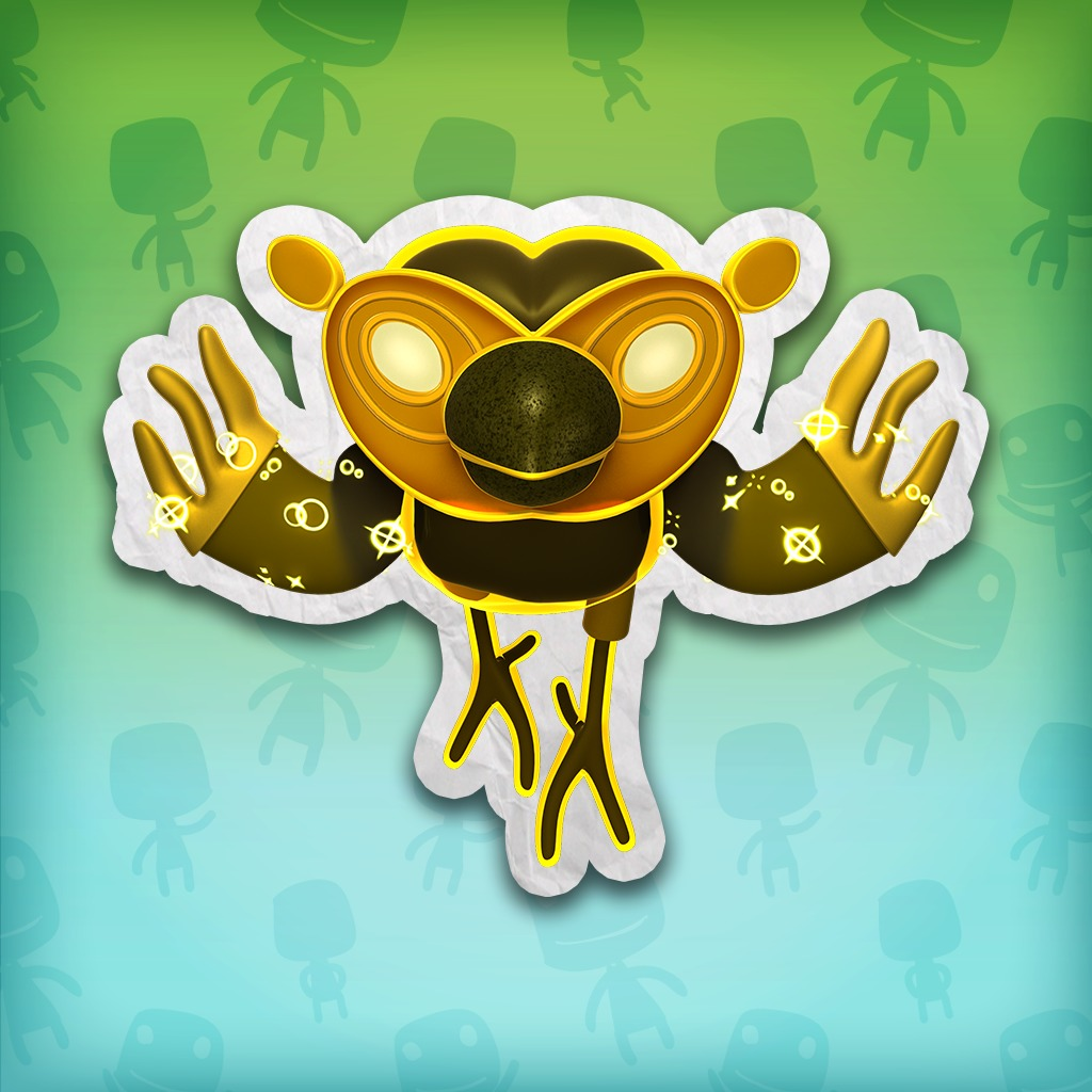 LittleBigPlanet™ Adventure Time - Cosmic Owl (1) Avatar