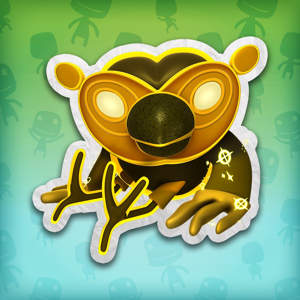 LittleBigPlanet™ Adventure Time - Cosmic Owl (2) Avatar