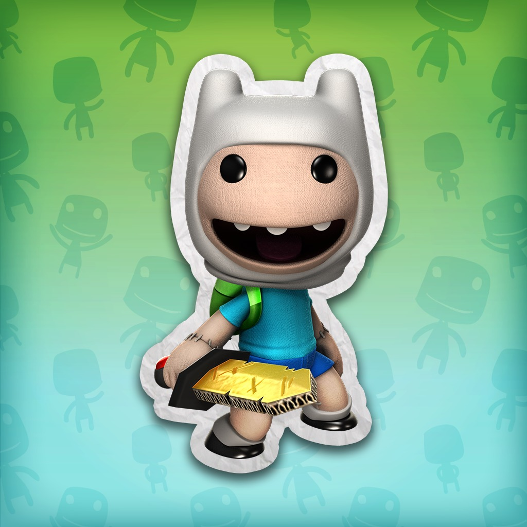 LittleBigPlanet™ Adventure Time - Finn the Human Avatar