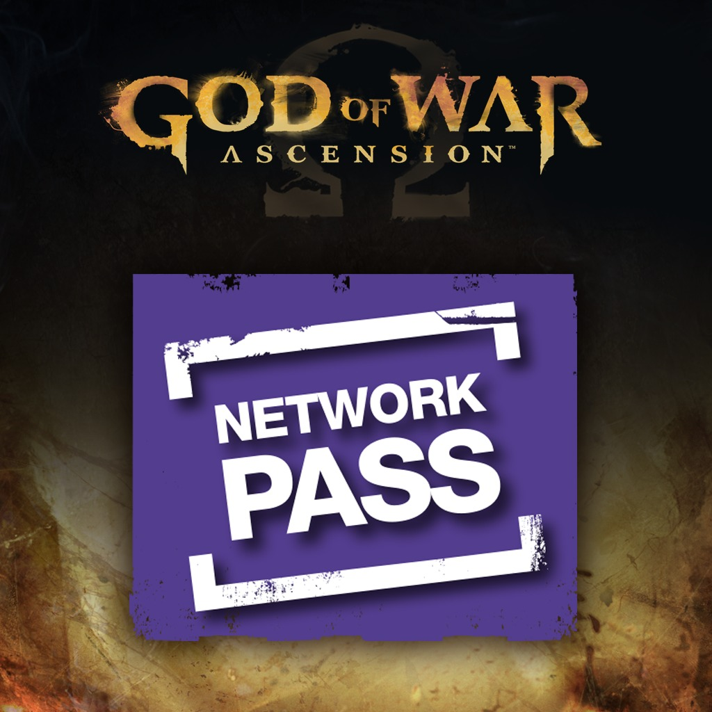 God of War: Ascension™ Network Pass
