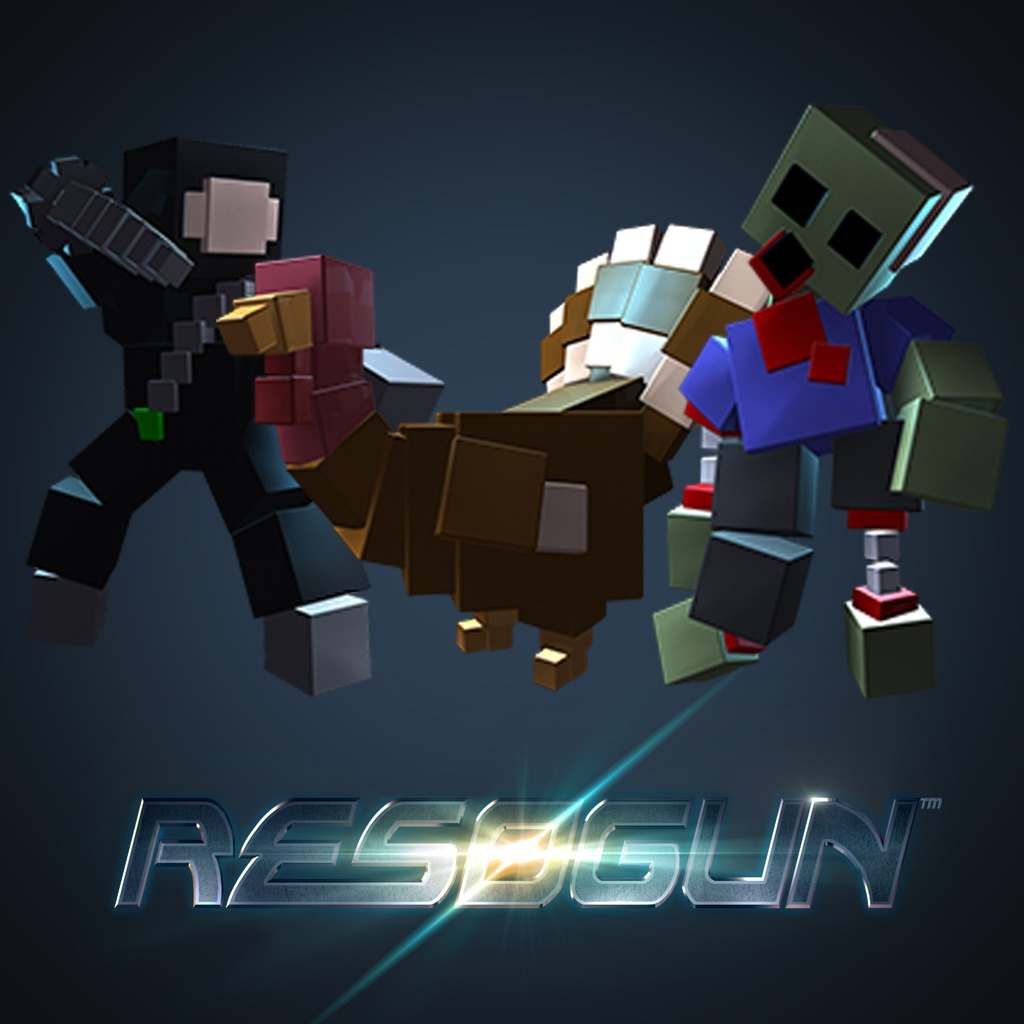 RESOGUN™ - Human Pack 3
