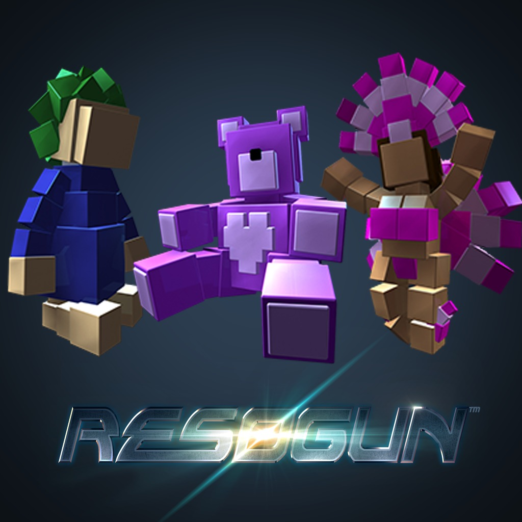 RESOGUN™ - Human Pack 4