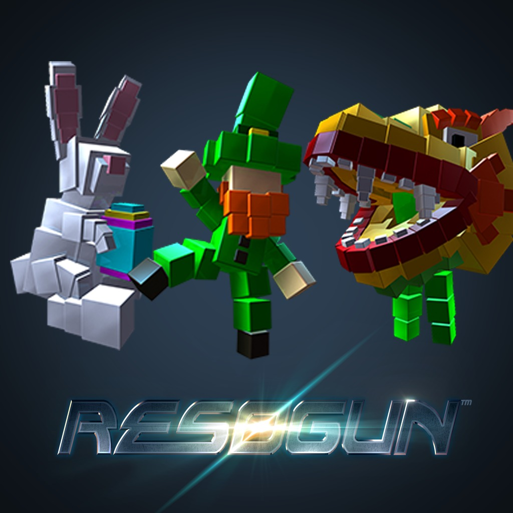 RESOGUN™ - Human Pack 5