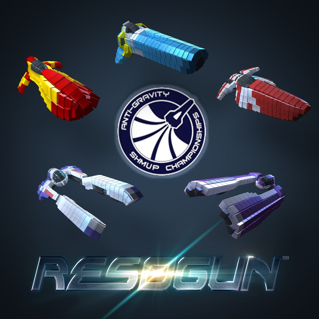 RESOGUN™ WipEout® Ship Bundle