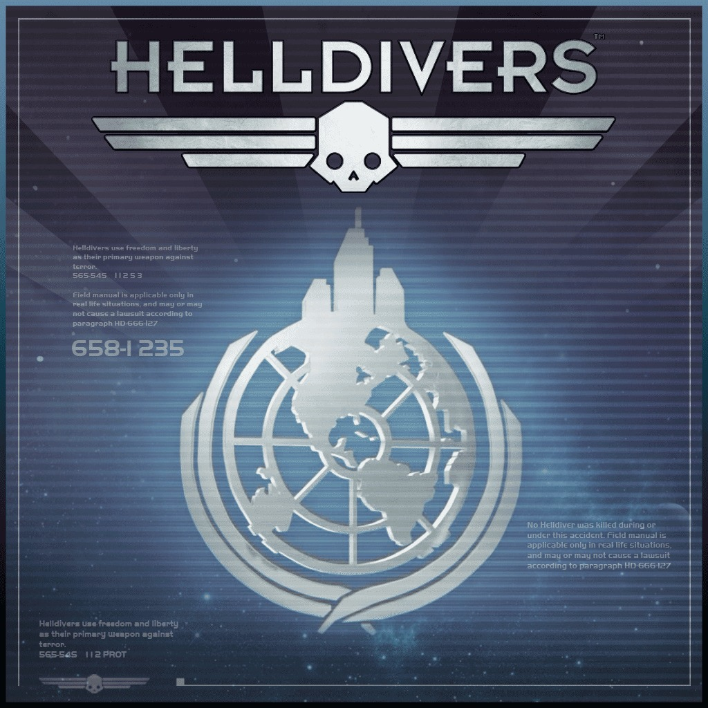 HELLDIVERS™ Dynamic Theme