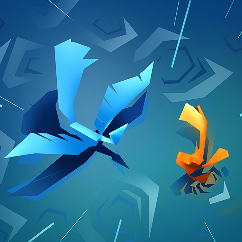 ENTWINED™ Bird and Fish Water Avatar