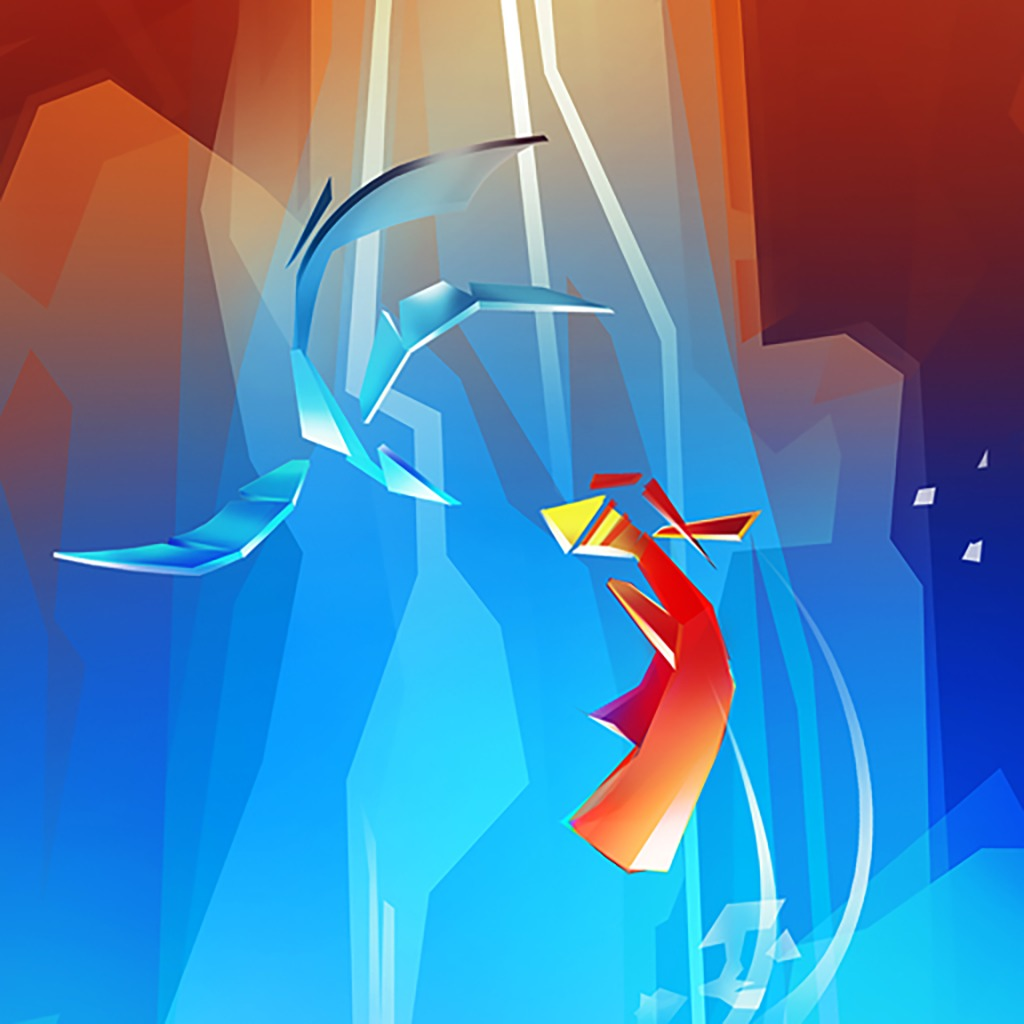 ENTWINED™ Bird and Fish Waterfall Avatar