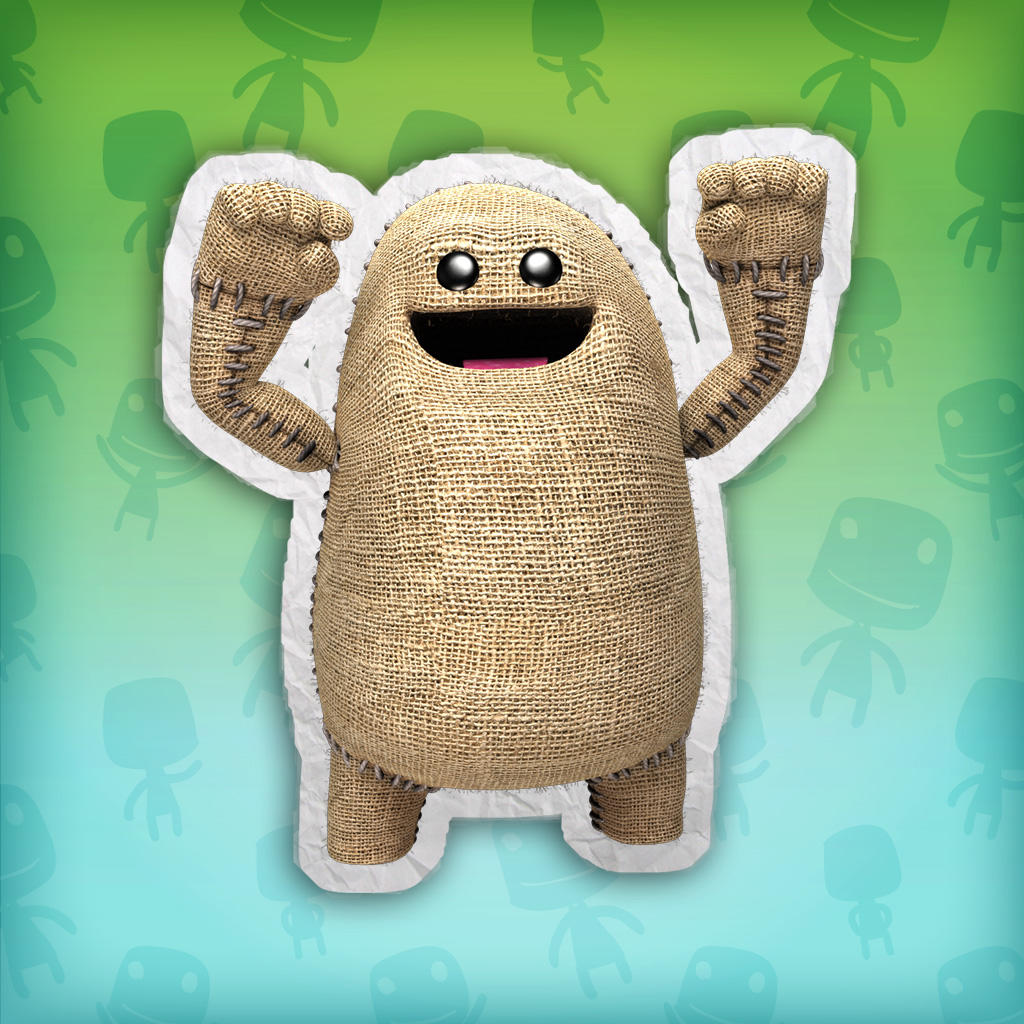 LittleBigPlanet™3 Big Toggle Avatar