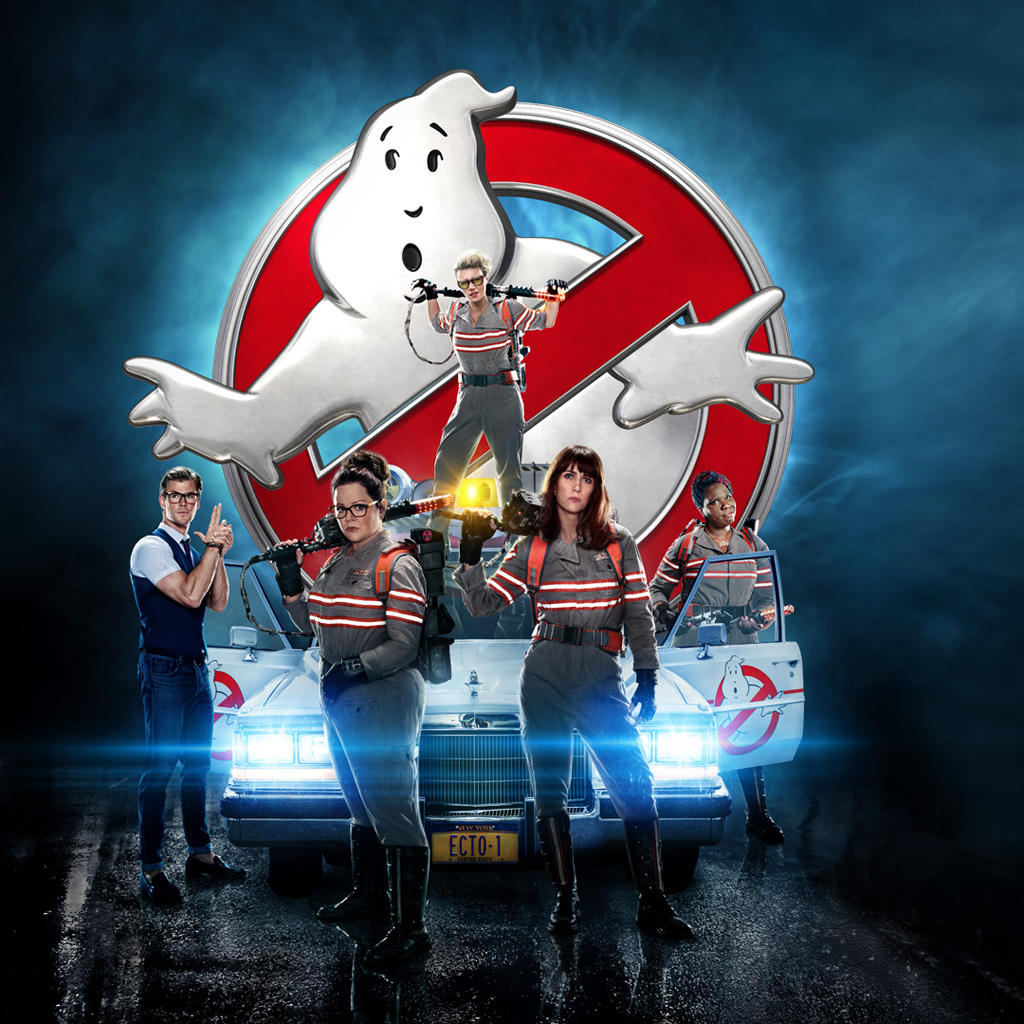 Ghostbusters Dynamic Theme