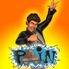 PAIN: Pack David Hasselhoff