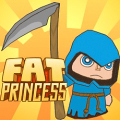 Fat Princess - Blue Monk Avatar