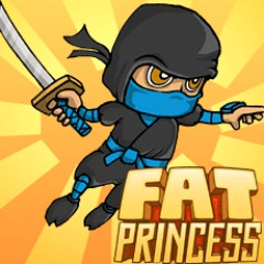 Fat Princess - Ninja Avatar